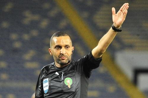 """قرار من """"الفيفا"""" يحرم جيد وباقي الحكام العرب من قيادة مباريات كأس العرب"""
