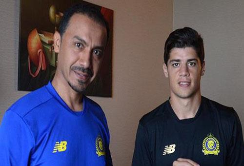 رسميا: النصر السعودي يضم سعد لكرو