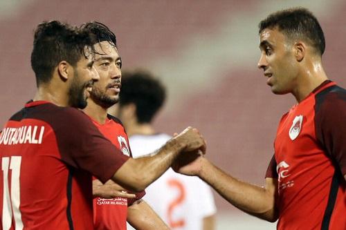 حمد الله: محسن متولي أحسن لاعب جاورته في مشواري الكروي