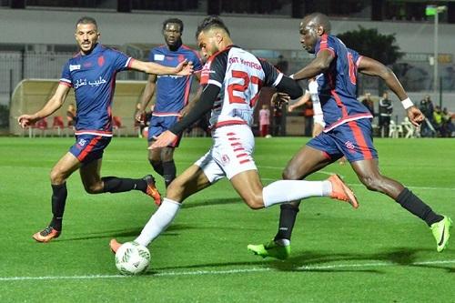 الفتح يهزم المغرب التطواني في البطولة الإحترافية