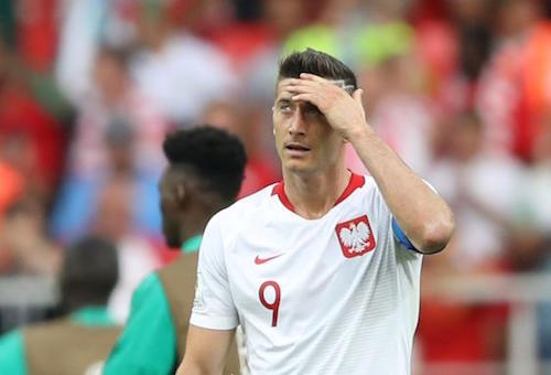رقم مميز في انتظار ليفاندوفسكي أمام البرتغال