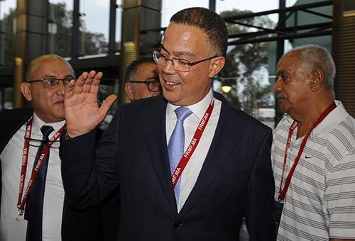 لقجع: إفريقيا ونجومها يدعمون المغرب لتنظيم المونديال