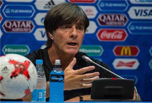 لوف: كأس القارات هدية لألمانيا