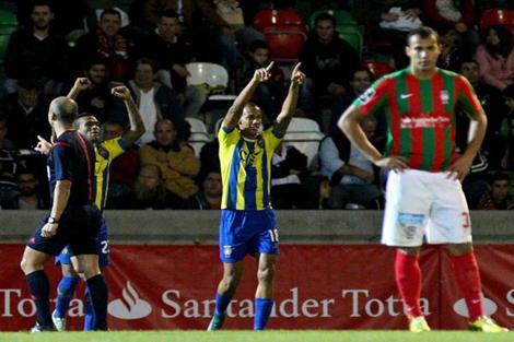 ماديرا يفوز على ماريتيمو في الدوري البرتغالي