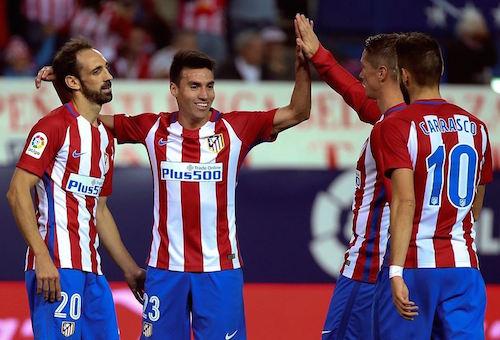 أتلتيكو مدريد يفوز ويؤجل تتويج برشلونة بالليغا