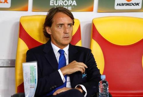 مانشيني يحلم بالفوز بكأس العالم مع إيطاليا