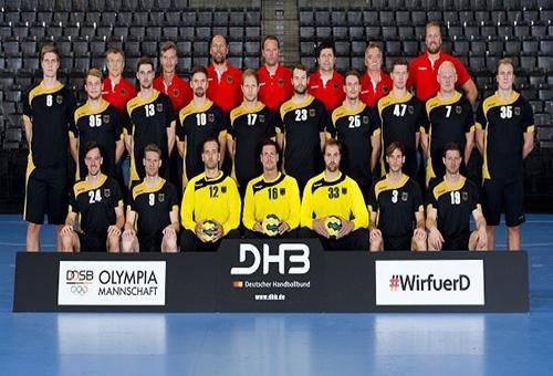 %5 يرشحون ألمانيا للفوز بمونديال اليد