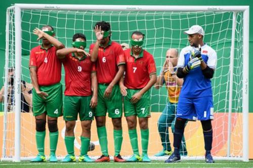 المنتخب المغربي للمكفوفين يحرز بطولة إفريقيا