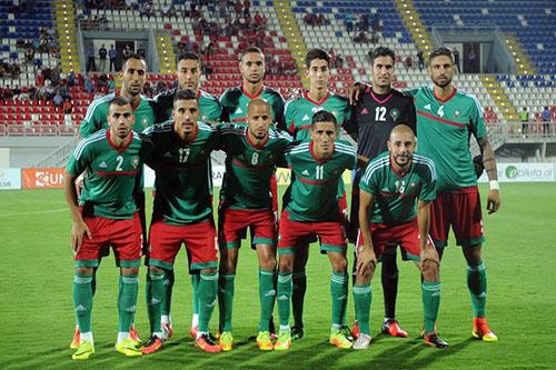 المغرب في المستوى الثالث لقرعة كأس إفريقيا