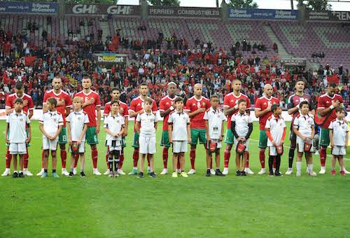 هولندا تتبنى منتخب المغرب في المونديال