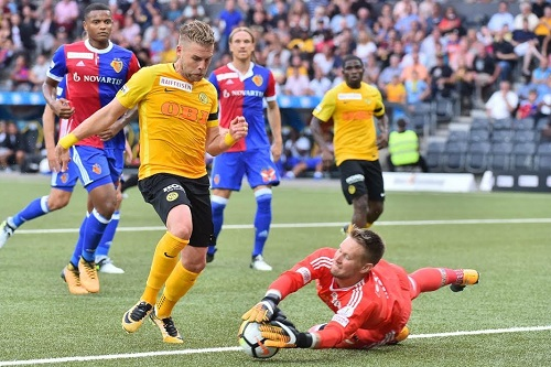 عودة دوري سويسرا لكرة القدم في 19 يونيو