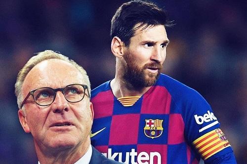 رومينغيه يثني على ميسي قبل مواجهة برشلونة