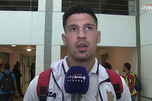 تامر صيام والكرة المغربية