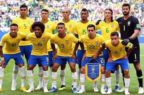 """البرازيل أغلى منتخبات """"كوبا أمريكا"""" وميسي """"المَلِك"""" في غياب نيمار"""