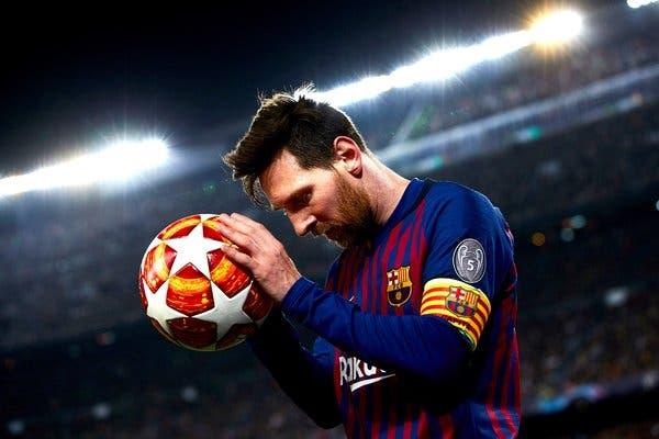 ميسي: لا أريد الرحيل عن برشلونة فهو بيتي لكني أبحث عن الفوز