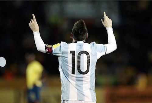 ميسي يحدد 4 منتخبات تتفوق على الأرجنتين قبل المونديال