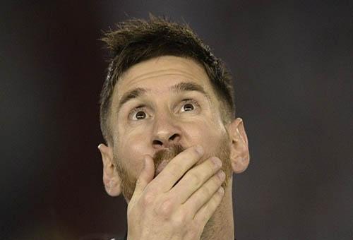 ميسي: مشاهدة نيمار بقميص ريال مدريد سيكون أمرا قاسيا