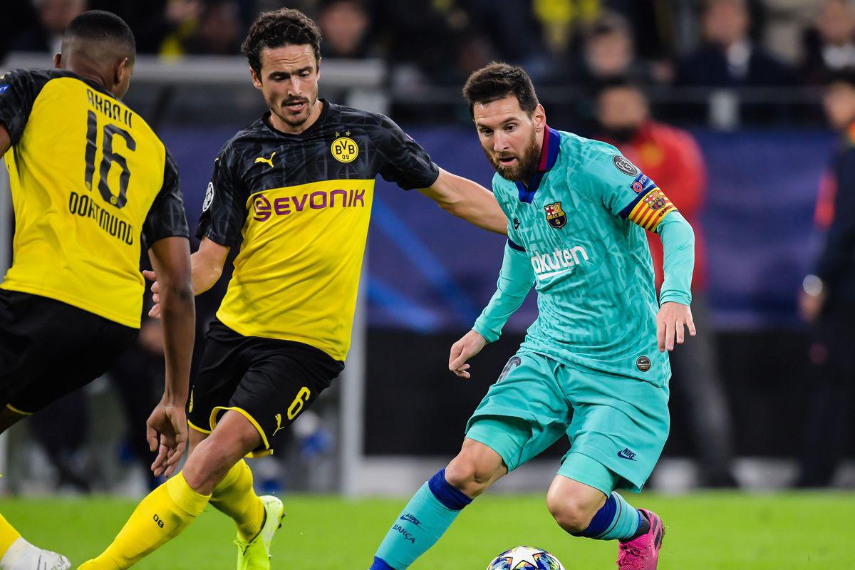 رونالدينيو وتشافي وفيدرر يؤكدون: ميسي أفضل لاعب في التاريخ