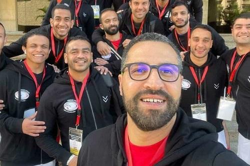 بعد تألقه في أرض الكنانة.. الدرموني مدرب مصر للريكبي يكشف لهسبورت أهدافه القادمة