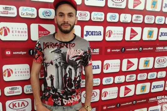 الشرطة الجزائرية تعتقل لاعبا بسبب حيازته للكوكايين