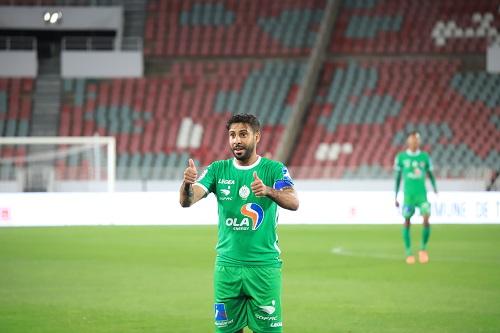 مباراة المولودية الوجدية تفتح الباب أمام عودة محسن متولي للرجاء الرياضي