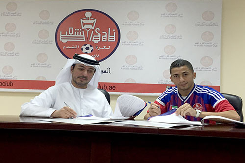 رسمياً: الشعب الإماراتي يتعاقد مع عمر النجدي