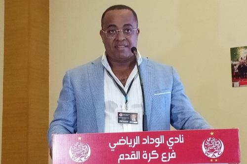 """سعيد الناصيري يعتذر لجماهير الوداد ويتعهد بهيكلة شاملة للفريق """"الأحمر"""""""
