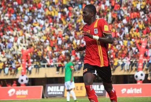 جماهير أوغندا تعلق آمالها على القناص فاروق ميا