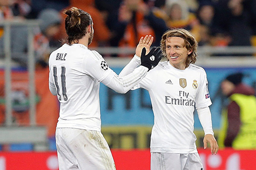 بيل ومودريتش يثيران القلق في مدريد قبل الكلاسيكو
