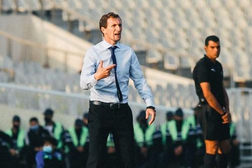 مدرب بيراميدز: الرجاء فريق قوي بخبرات طويلة في إفريقيا وهدفنا الانتصار