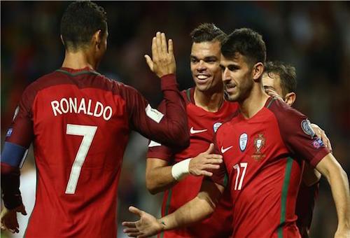 منتخب البرتغال يكشف أغنيته الخاصة بالمونديال