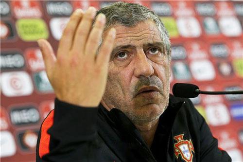 مدرب البرتغال يأسف للتفريط في الفوز على المكسيك