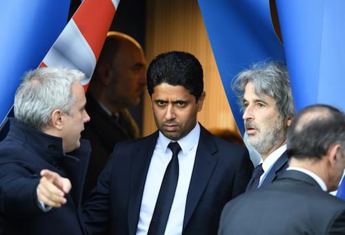 باريس سان جيرمان على أعتاب صفقة ضخمة