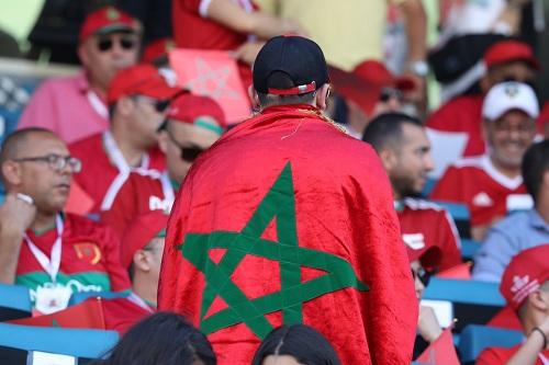 الجماهير المغربية تتسائل عن سبب استمرار إغلاق الملاعب رغم حملة التلقيح؟