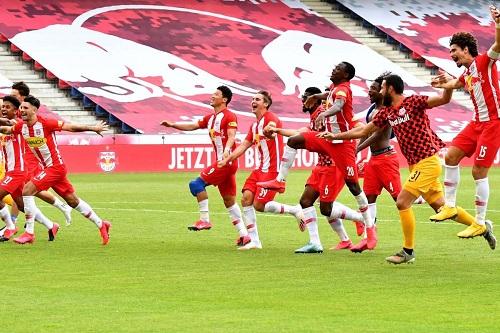 سالزبورغ يحرز دوري النمسا للمرة السابعة تواليا