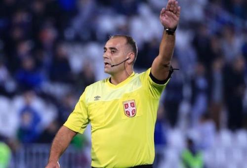 اعتقال حكم صربي بتهمة التلاعب بنتائج المباريات