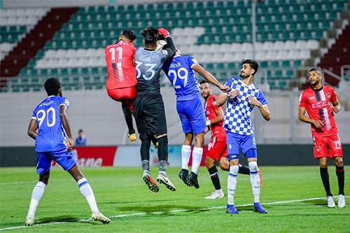 السريع لأول فوز والمحمدية لتجاوز سقطة الدفاع