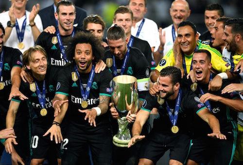 ريال مدريد مرشح لمواصلة الهيمنة على الدوري الإسباني
