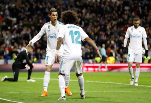 إحصائية تبث الأمل في نفوس ريال مدريد أمام سان جيرمان
