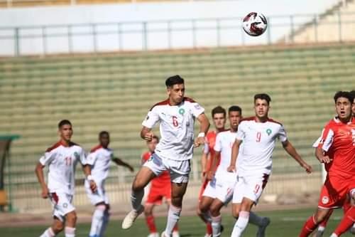 """منتخب """"U20"""" يهزم طاجيكستان بسداسية"""