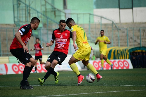 الرابطة الجزائرية تكشف جدول مباريات الدوري