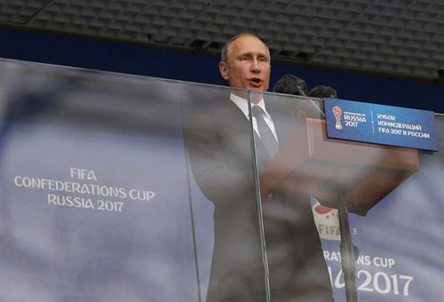 بوتين يعلن مصير الرياضيين الروس في الأولمبياد الشتوي