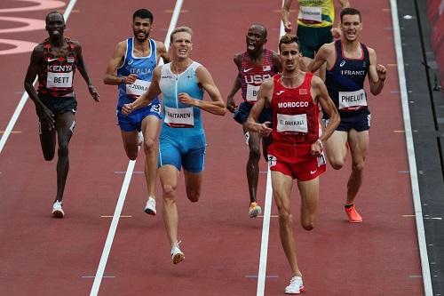 البقالي يكشف أسرار انسحابه من سباق 1500 متر بأولمبياد طوكيو
