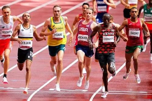 ذهبية البقالي تحفز الصديقي في سباق 1500 متر