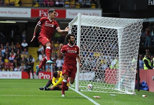 واتفورد يفسد دور البطولة لصلاح ويتعادل مع ليفربول