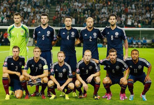 أسكتلندا تواجه البرتغال وديًا