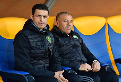 """السلامي: الهدف الأول مفتاح فوزنا في المباراة.. ومدرب ناميبيا: لاعبو المغرب عبارة عن """"ماكينات"""""""