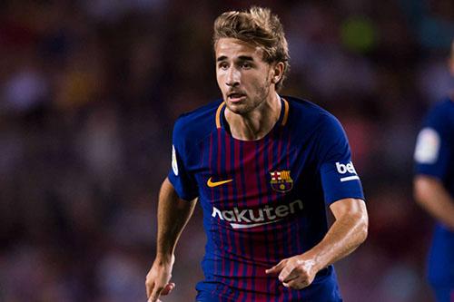 برشلونة يعلن فسخ تعاقده مع سيرجي سامبر