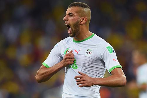 المنتخب الجزائري يتعادل مع الكونغو وديا