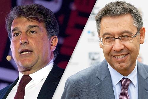 برشلونة ينتخب خلف الرئيس السابق جوسيب بارتوميو في 24 يناير المقبل